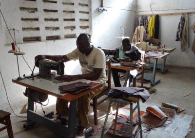 Set up MULEBA vocational training centre in Tanzania