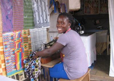 Apprenticeship program in Ghana