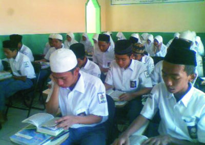Expansion secondary agriculture and livestock education in Indonesia