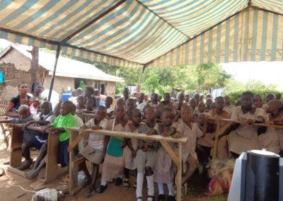 Horticultural education for orphans in Kenya