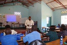 Equipment for Anna Nanjala training centre in Kenya