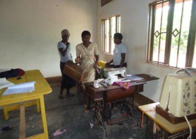 Expansion TA CRUSADE vocational training centre in Uganda