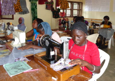 Set up HCF vocational training centre in Tanzania