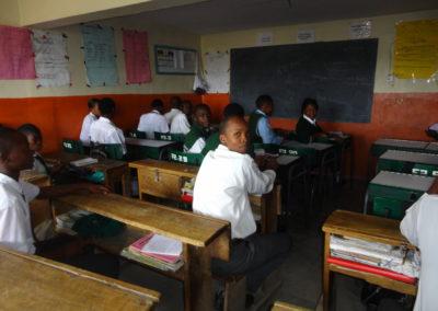Renovation Outering High School in Kenya