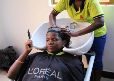 Training material for vocational training in Uganda