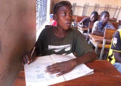 Expansion Ebeneza vocational training centre in Tanzania