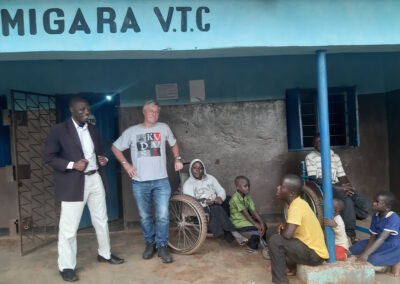 Vocational training for young people with disabilities in Migara – Tanzania